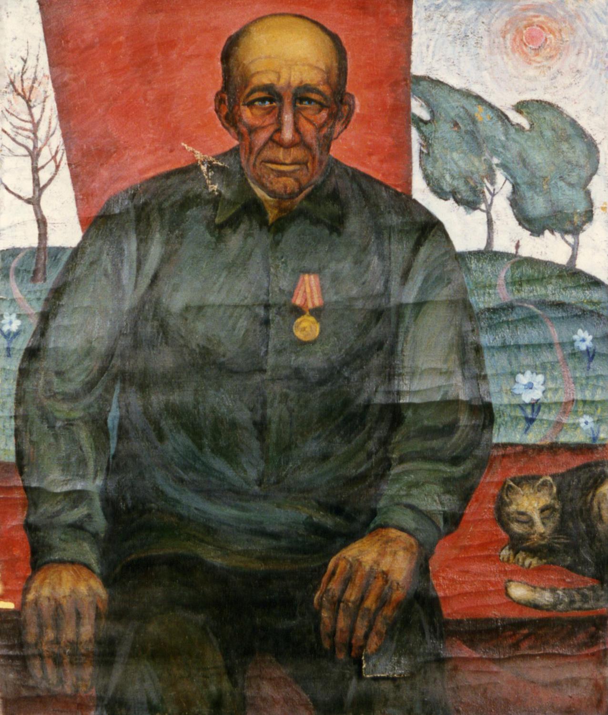 Александр Нижегородцев. Портрет ветерана